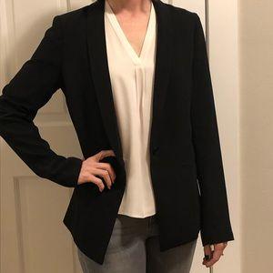 Slouchy black blazer from Nordstrom, Frenchi brand
